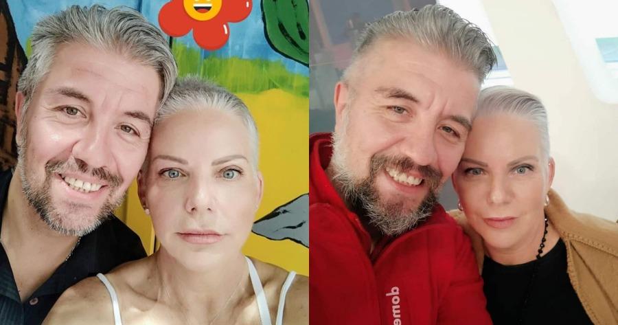 Νανά Παλαιτσάκη και Βασίλης Μιχαλόπουλος