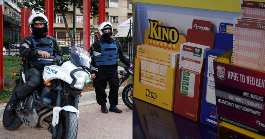 Άνδρας από την Πάτρα έπαιξε 400 ευρώ στο ΚΙΝΟ.Π