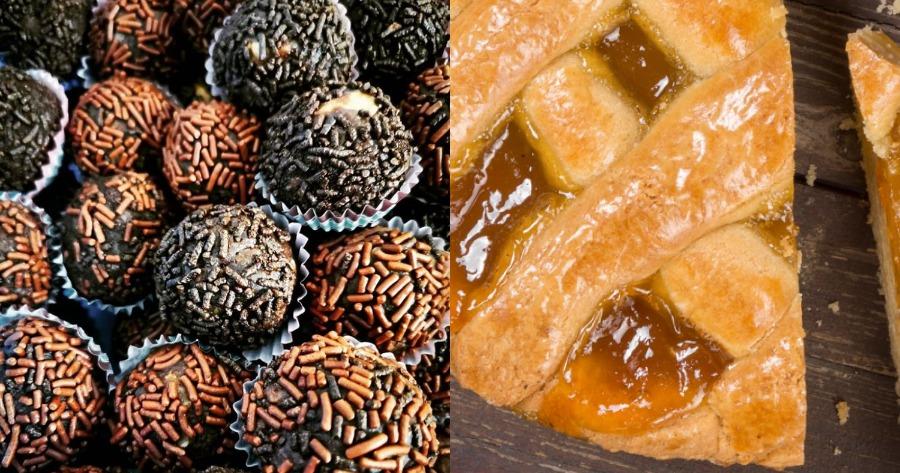 Νηστίσιμα γλυκά για τη Σαρακοστή
