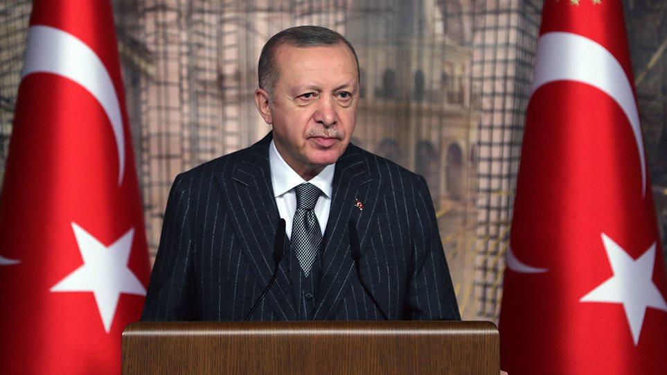 Δηλώσεις Ταγίπ Ερντογάν: Το είπε για τη συνάντηση των Νίκου Δένδια και Μεβλούτ Τσαβούσογλου.