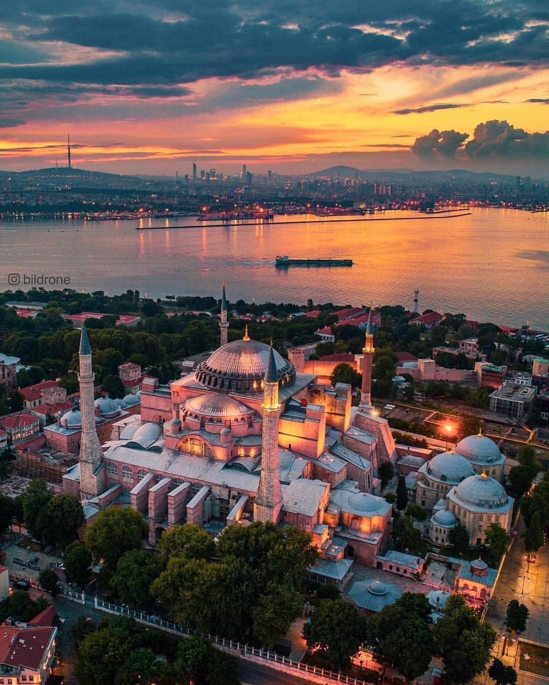 Κωνσταντινούπολη και στενά Βοσπόρου