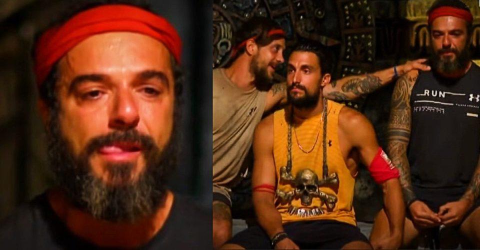 Σκηνικό στο Survivor: Το μεγάλο «φάουλ» του Τριαντάφυλλου.