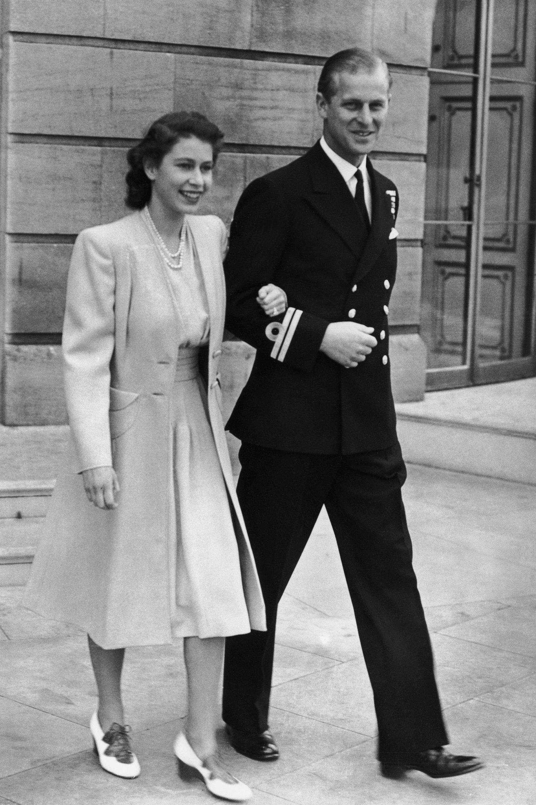 Βασίλισσα Ελισσάβετ και Φίλιππος