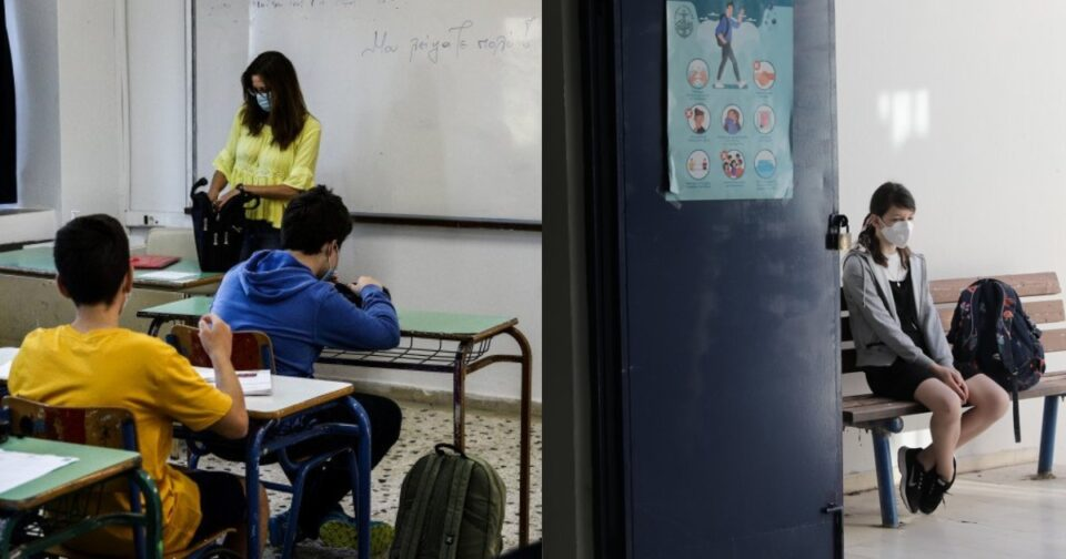 Ύπαρξη θετικών τεστ στα σχολεία: Πόσα είναι τα κρούσματα;