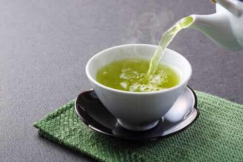 Πράσινο τσάι για το συκώτι