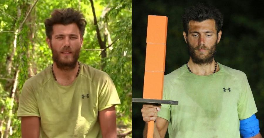 Νίκος Μπάρτζης Survivor