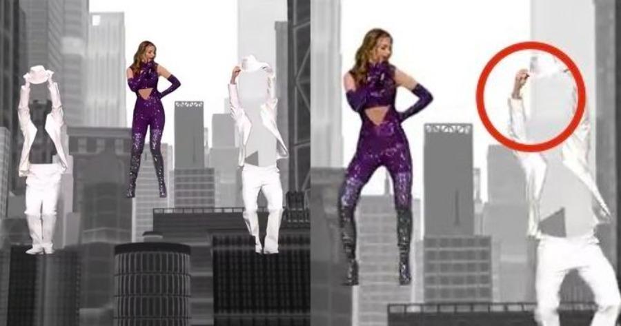 Eurovision 2021 χορευτής
