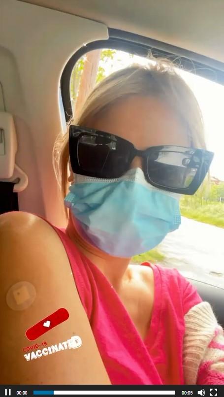 Φαίη Σκορδά εμβόλιο