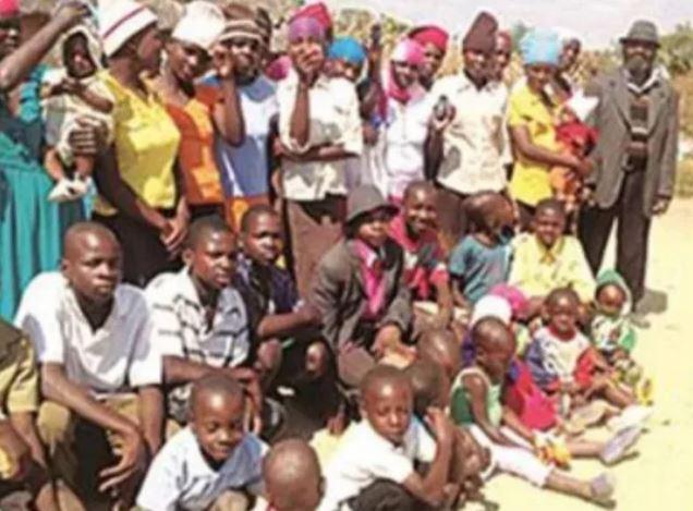 πατέρας 151 παιδιών Ζιμπάμπουε