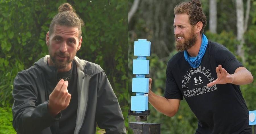 Survivor Κώστας Παπαδόπουλος