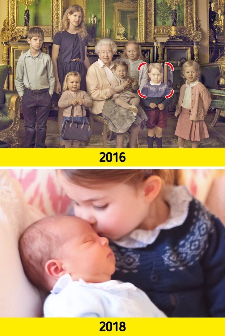 Πρίγκιπας Γουίλιαμ και Κέιτ Μίντλετον Παιδιά Βασιλική Οικογένεια