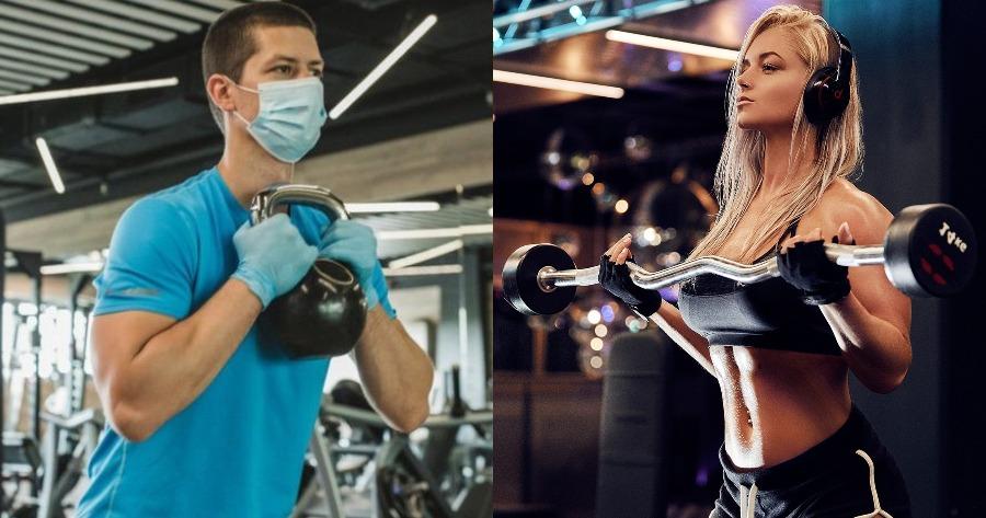 Γυμναστήρια: Ποιοι θα φορούν μάσκα και ποιοι όχι.