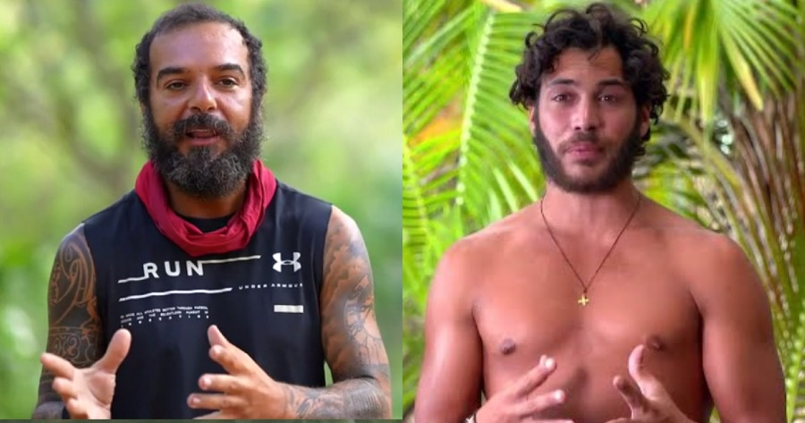 Ασημακόπουλος εναντίον Τριαντάφυλλου στο Survivor