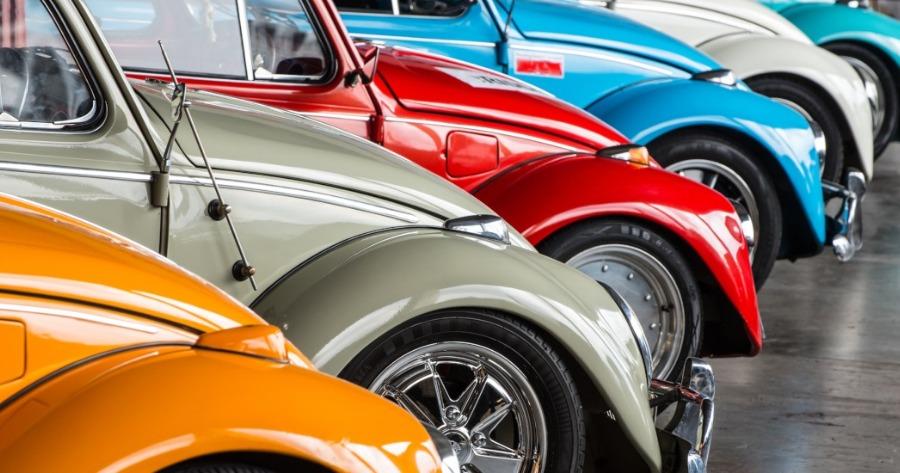 Αυτοκίνητο : Χρώμα