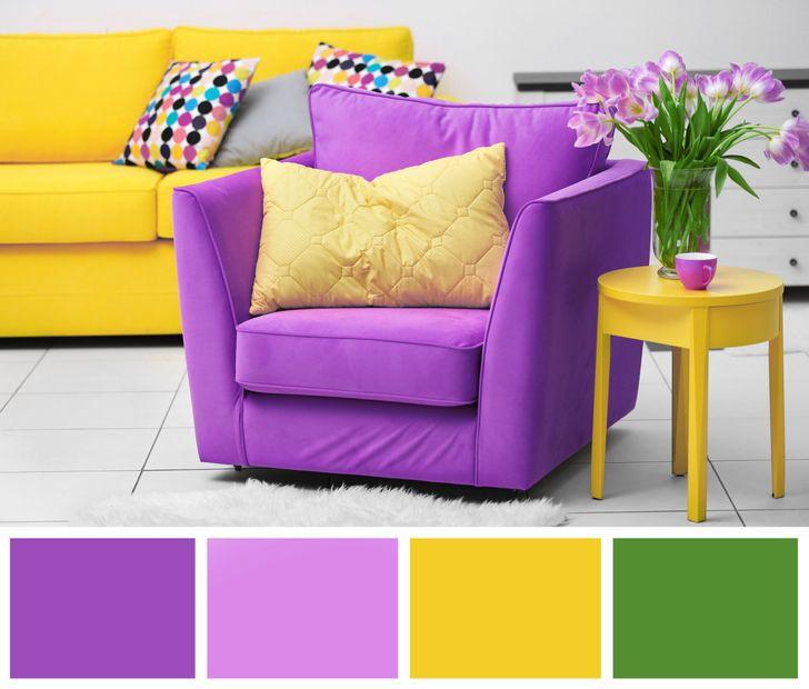Κανόνες διακόσμησης χρώματα