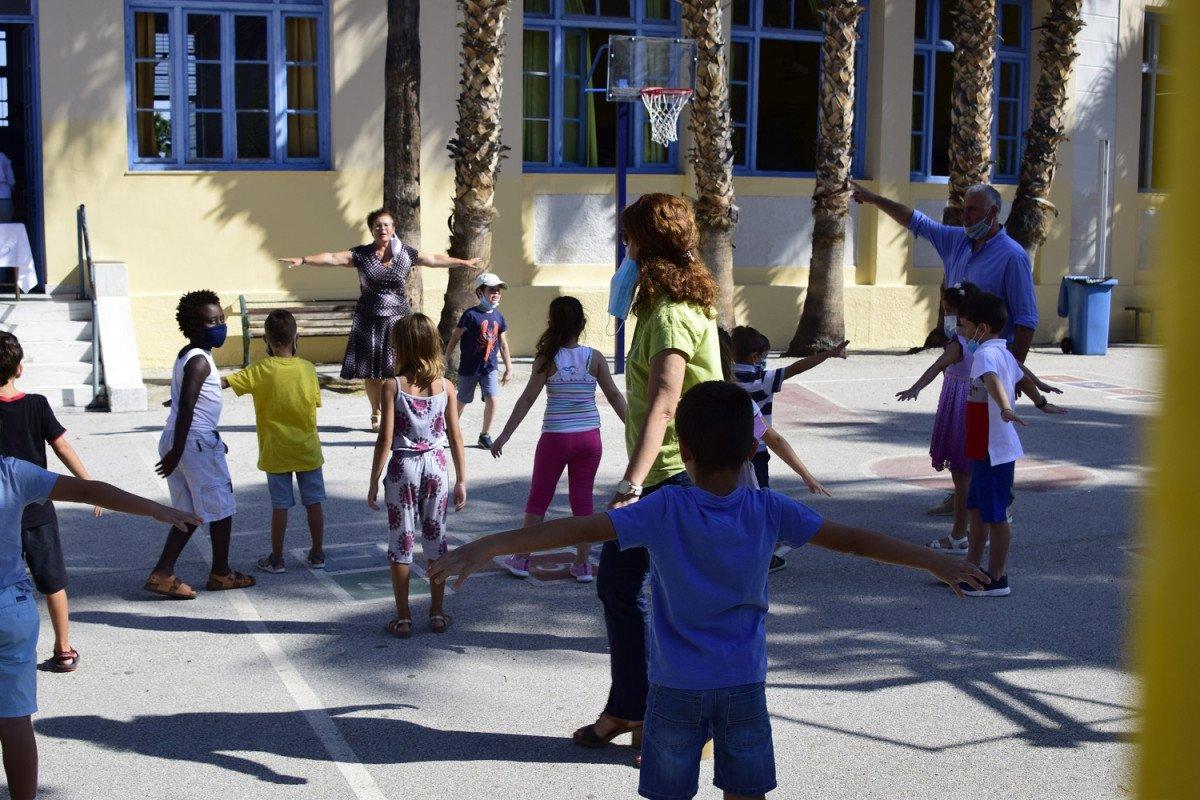 Μέτρα παιδικών σταθμών: Χωρίς self test τα παιδιά.