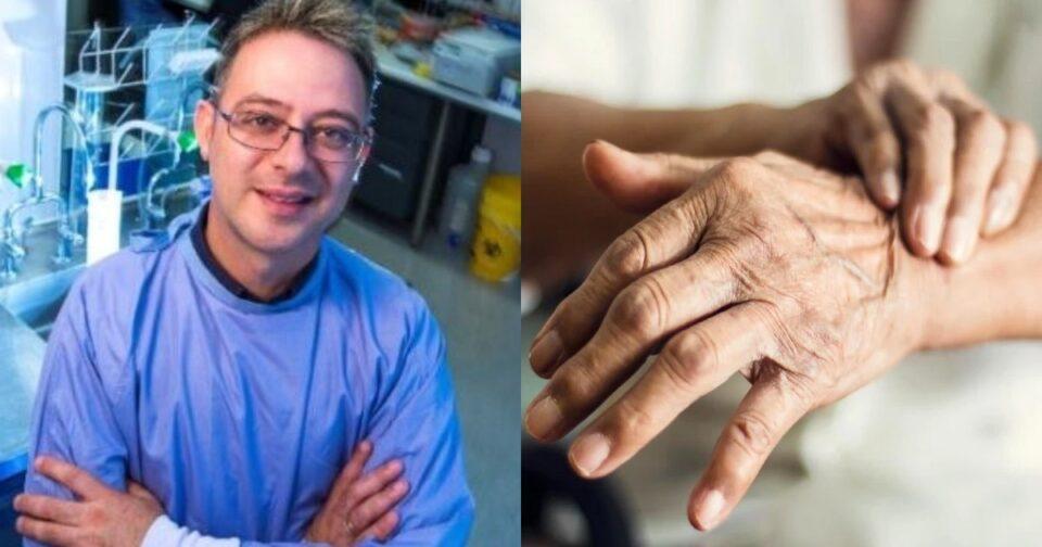 Δρ. Στίβεν Πετράτος: Βρήκε θεραπεία για τη σκλήρυνση κατά πλάκας.