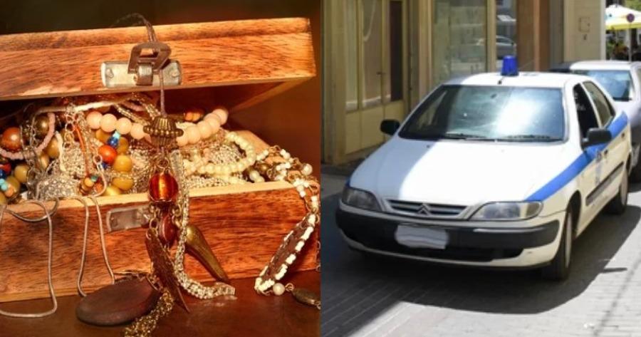 Έκλεψαν κοσμήματα αξίας 2 εκ. ευρώ από 73χρονη.