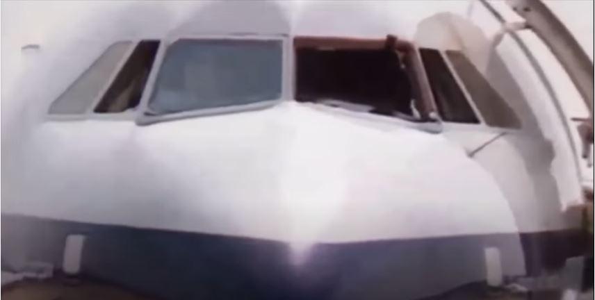 Αφήγηση ιστορίας πιλότου: Τι έγινε έξω από το αεροπλάνο.