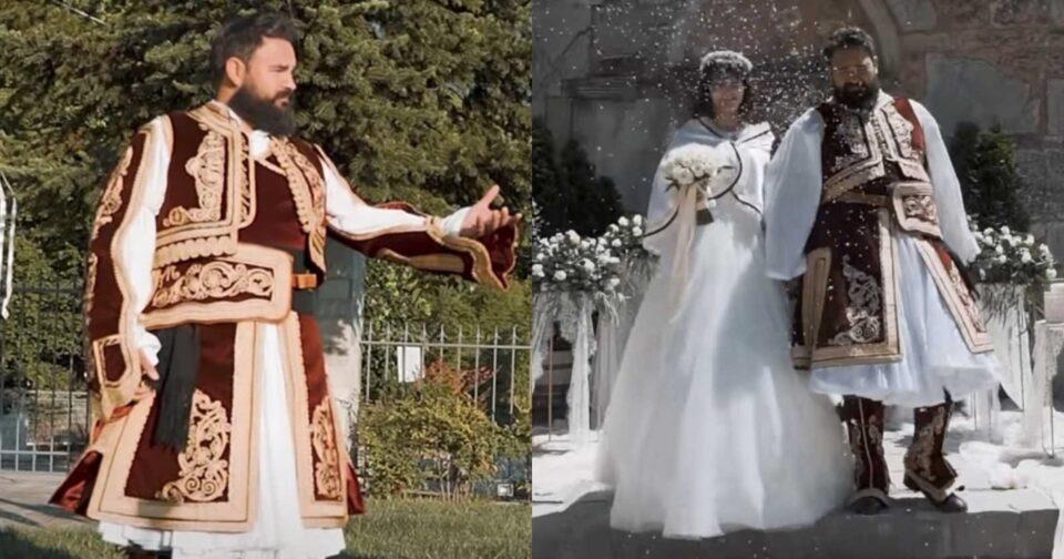 Γάμος 1821