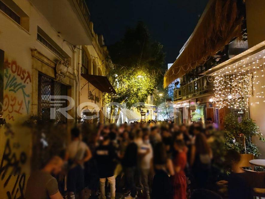 Άνοιγμα μαγαζιών: Η εστίαση στην Αθήνα.