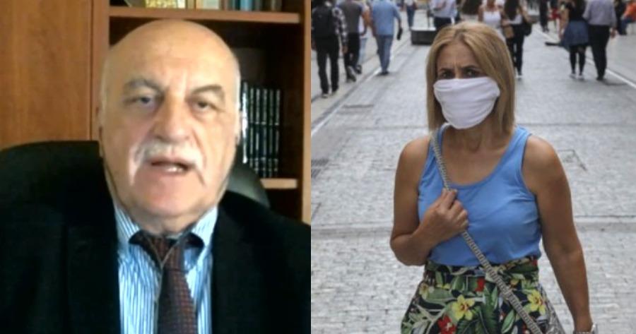 Νίκος Τζανάκης: Τι είπε για τη μάσκα;