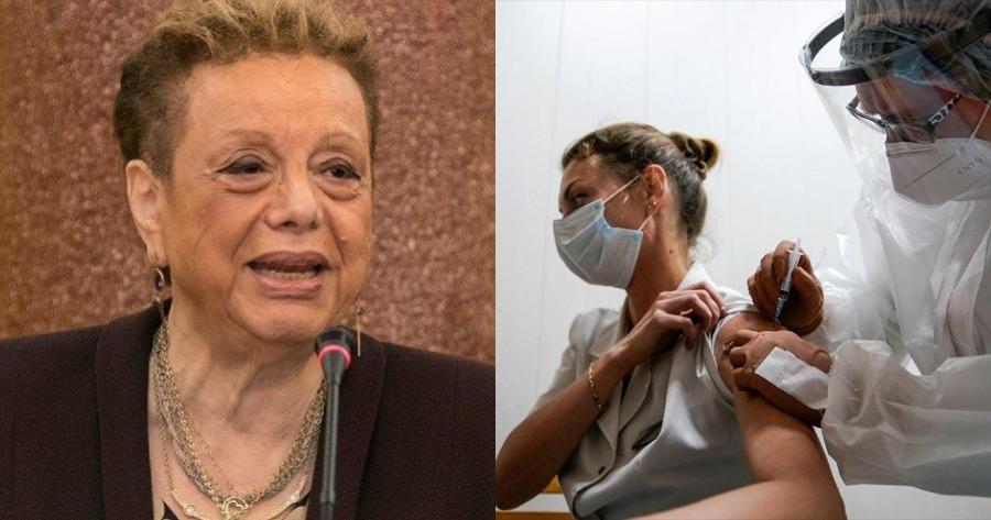 Δηλώσεις Ελένης Γιαμαρέλλου: Τι είπε για τις θρομβώσεις;