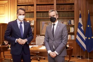 Δηλώσεις Κυριάκου Μητσοτάκη: Τι είπε για τα νέα μέτρα και τις μάσκες;