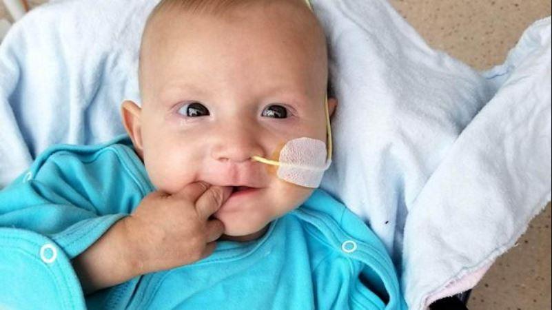 Μαχητής της ζωής μωρό