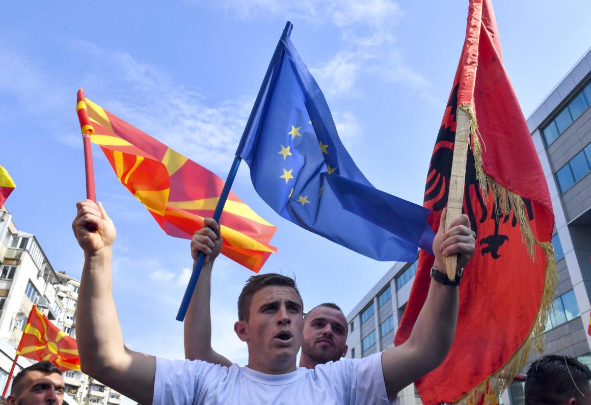 Μιλτιάδης Βαρβιτσιώτης για ένταξη Β. Μακεδονίας και Αλβανίας