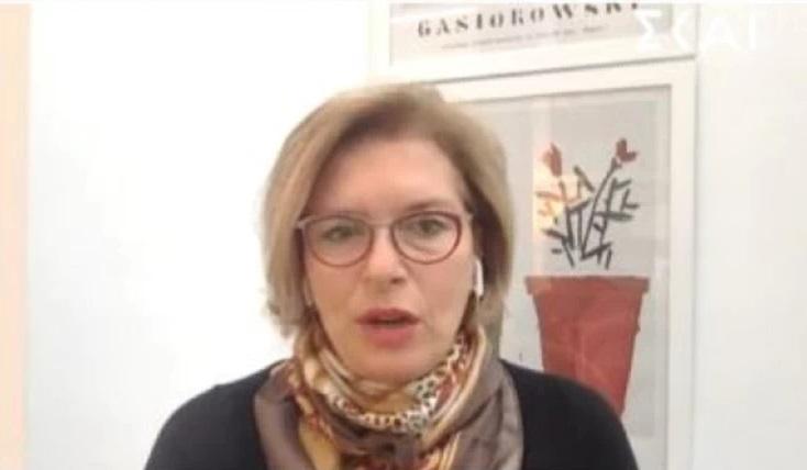Δηλώσεις Μίνας Γκάγκα: Τι είπε για το Ισραηλινό φάρμακο;