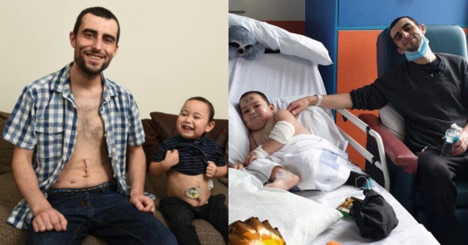 Πατέρας δώρισε νεφρό
