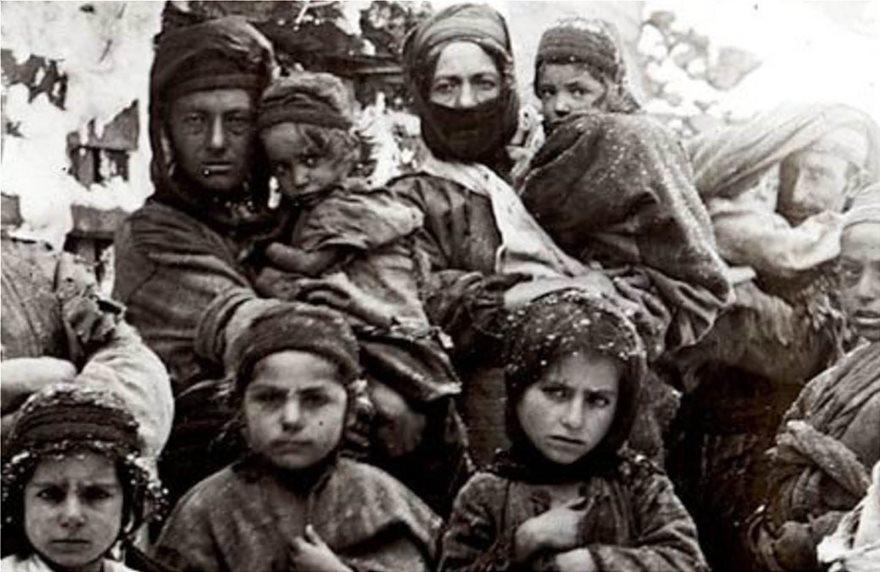 """""""Νέμεσις"""" για γενοκτονία των Αρμενιών"""