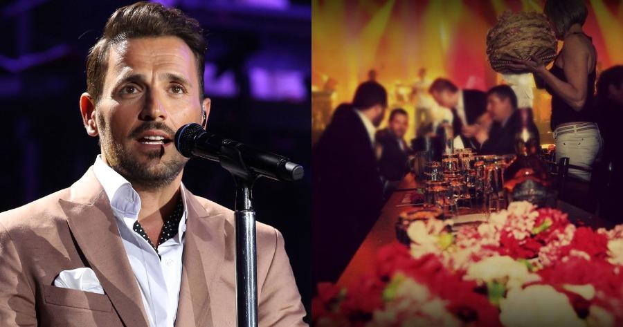 Νίκος Βέρτης: Τι είπε ο Έλληνας τραγουδιστής;