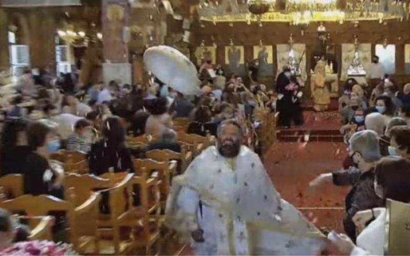 Λειτουργία του Πατέρα Ηρακλής: Η Πρώτη Ανάσταση σε χρόνο ρεκόρ.