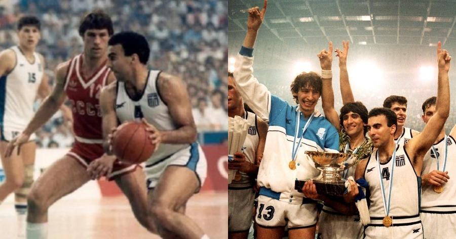 Δηλώσεις Μαρτσουλιόνις: Τι είπε για το Ευρωμπάσκετ του 1987 - Ποια η απάντηση του Φασούλα