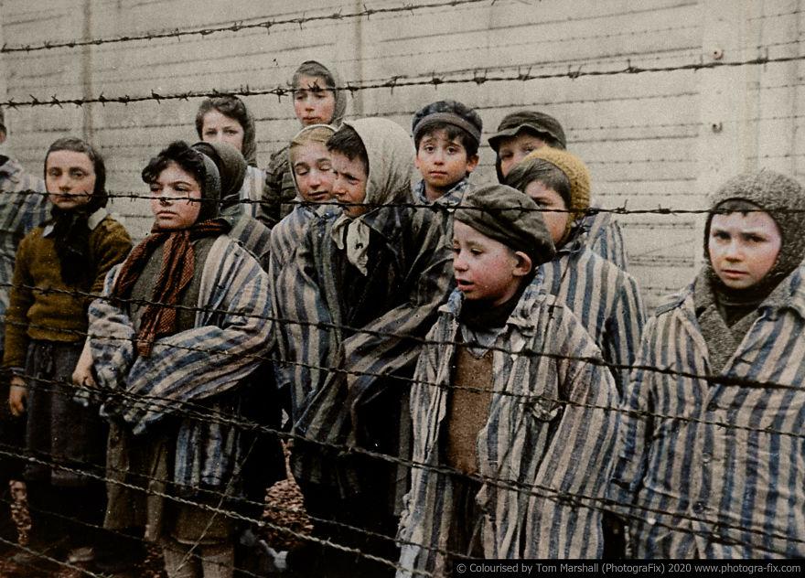 Ολοκαύτωμα Εβραίων στο Άουσβιτς