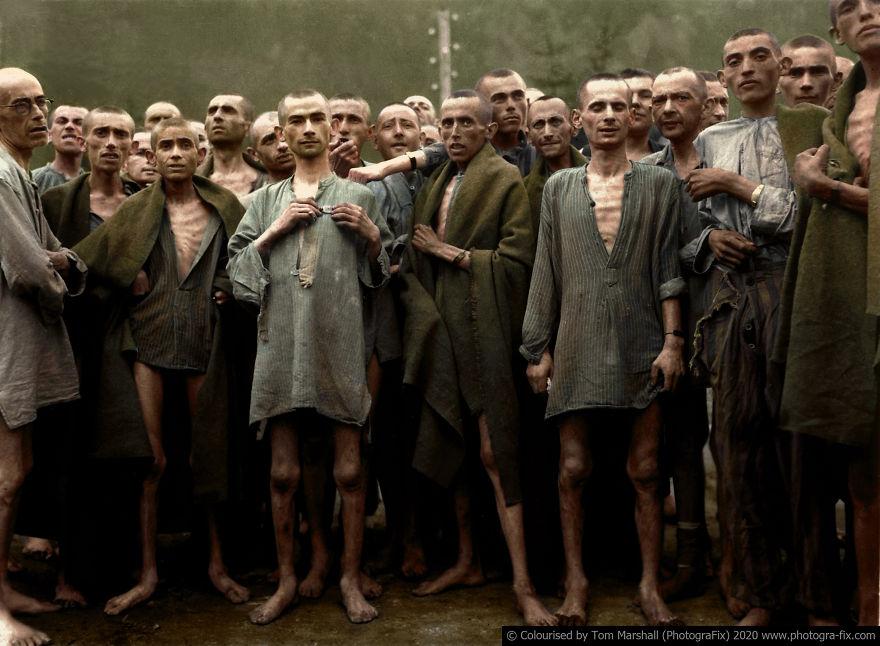 Ολοκαύτωμα Εβραίων Ebensee