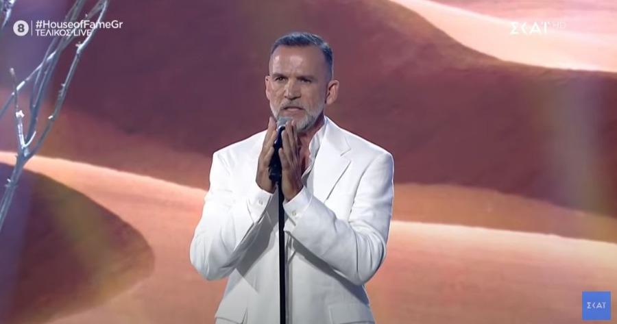 Πάνος Μεταξόπουλου: Το τραγούδι που έγραψε ο γιος του Πάνου Μεταξόπουλου και τραγούδησε ο μπαμπάς του.
