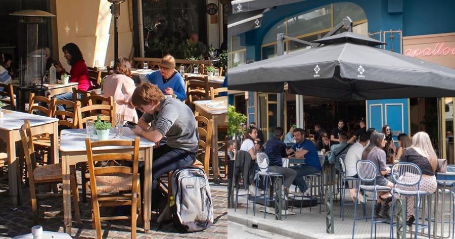 Ξεκίνησε να λειτουργεί η εστίαση στη Θεσσαλονίκη