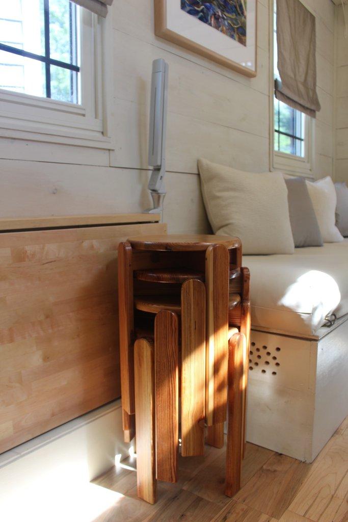 Στη Βοστώνη το πιο μικροσκοπικό σπίτι