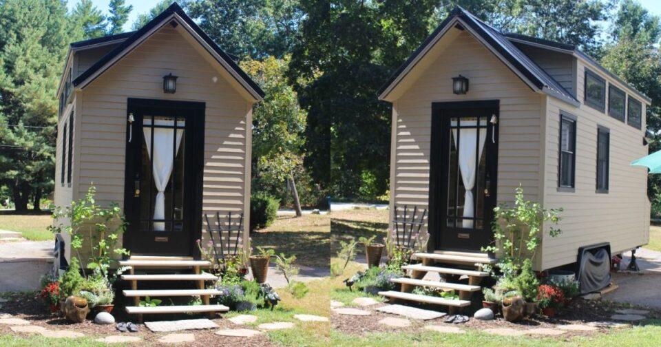 Στη Βοστόνη το πιο μικροσκοπικό σπίτι
