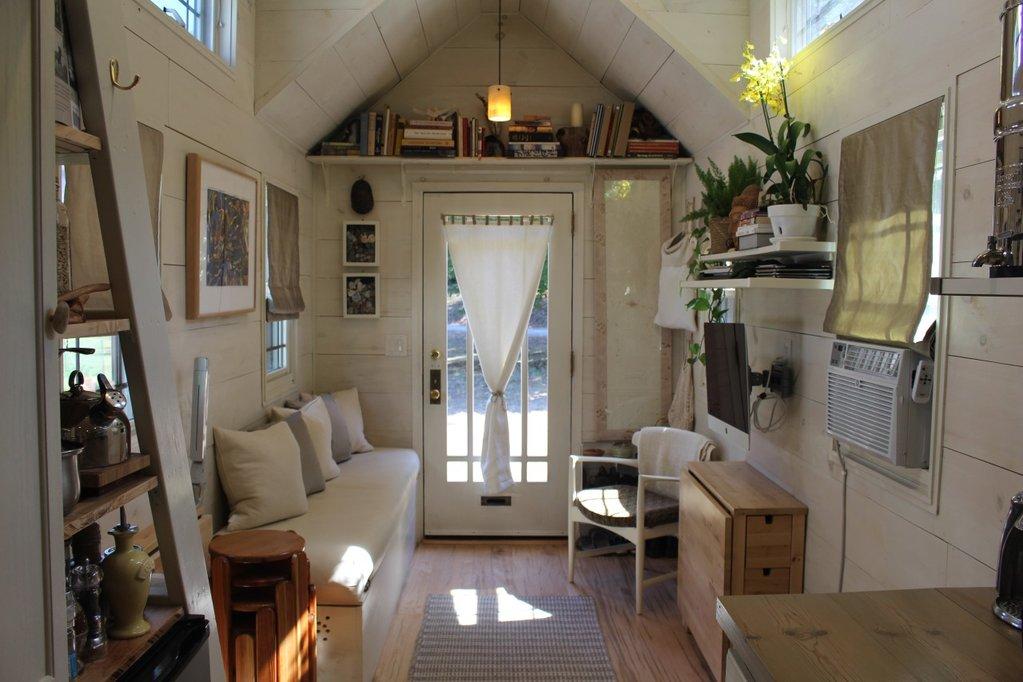 Στη Βοστώνη το πιο μικροσκοπικό σπίτι στον κόσμο