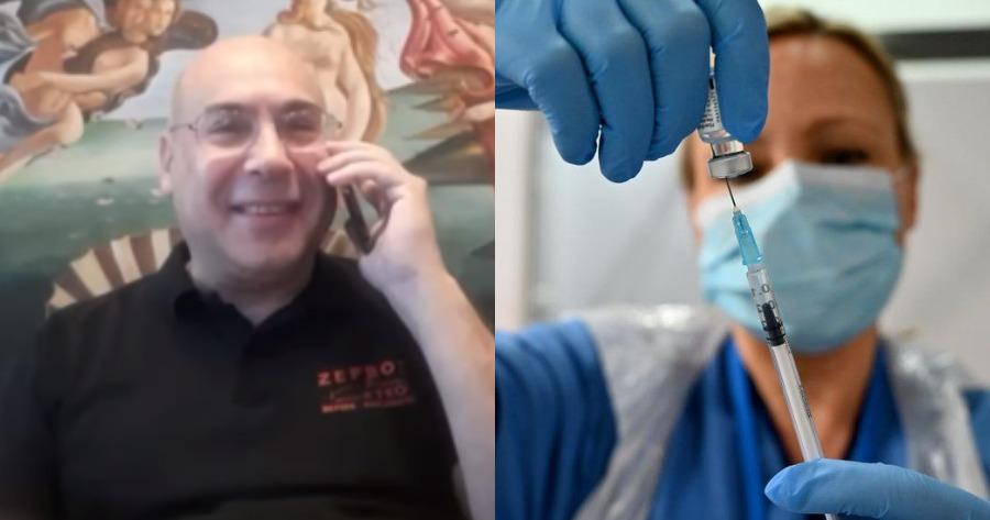Περιστατικό Βέροιας: Ιδιοκτήτης έδινε 300 ευρώ στους υπαλλήλους του για να εμβολιαστούν.
