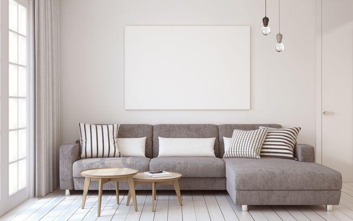 Διακόσμηση εσωτερικού χώρου σαλόνι