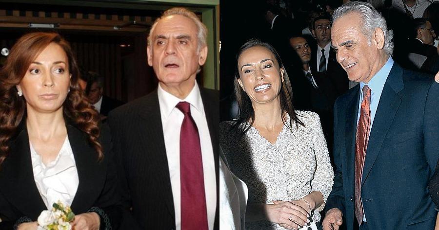 Άκης Τσοχατζόπουλος και Βίκυ Σταμάτη