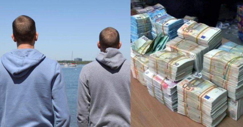 Αληθινή ιστορία: Αδέρφια έγιναν πλούσιοι.