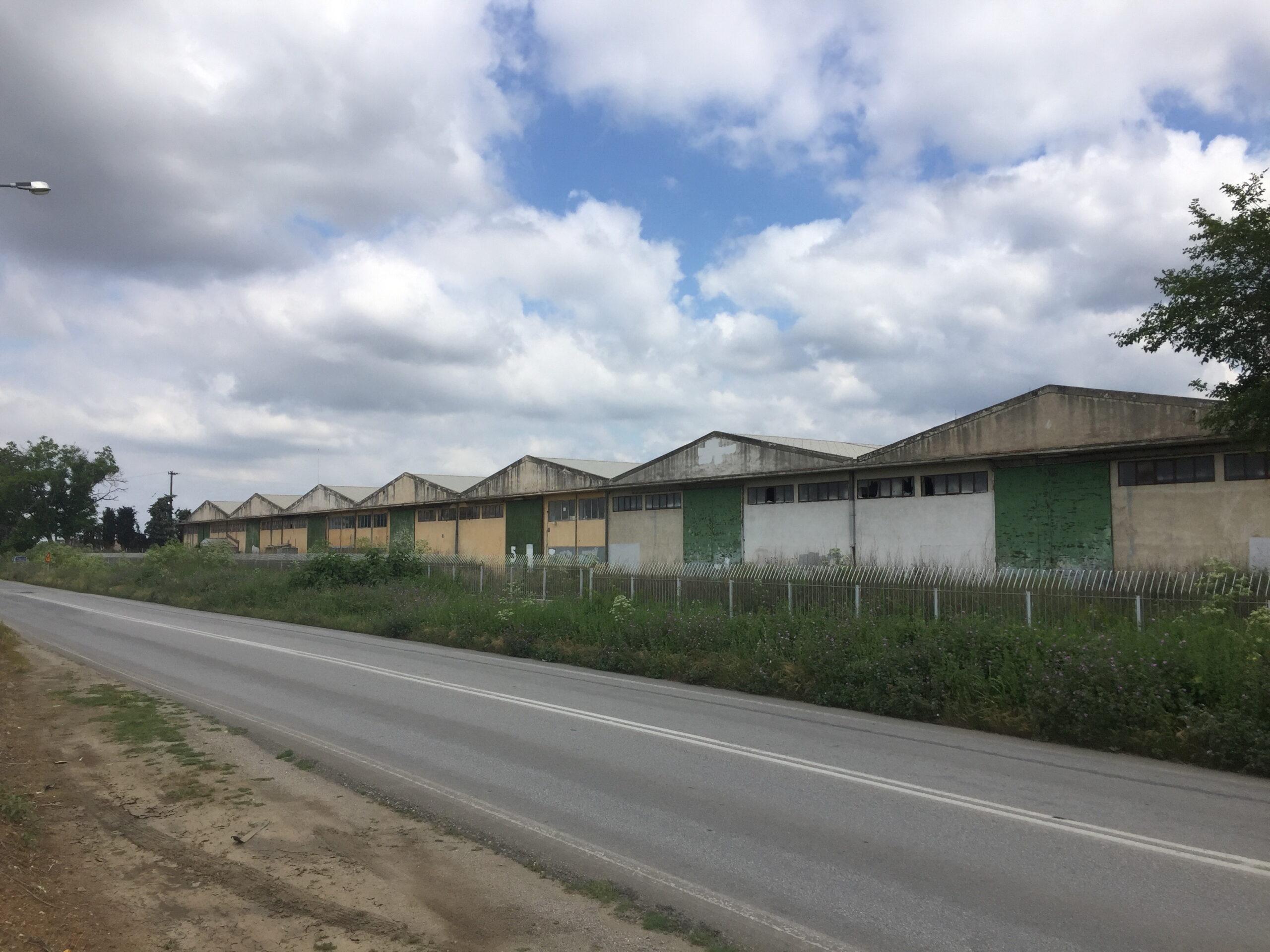 Αποθήκες Κορδογιάννη