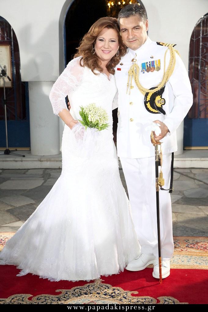 Δέσποινα Μοιραράκη γάμος
