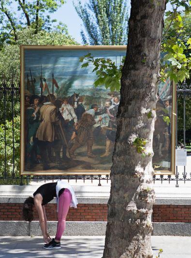 Έργα τέχνης στη Μαδρίτη